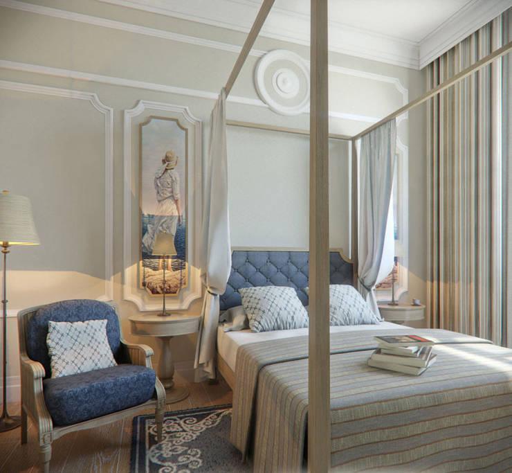 Bedroom by Abel Mesa