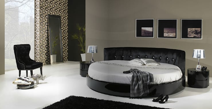 غرفة نوم تنفيذ GLAMOUR LORCA