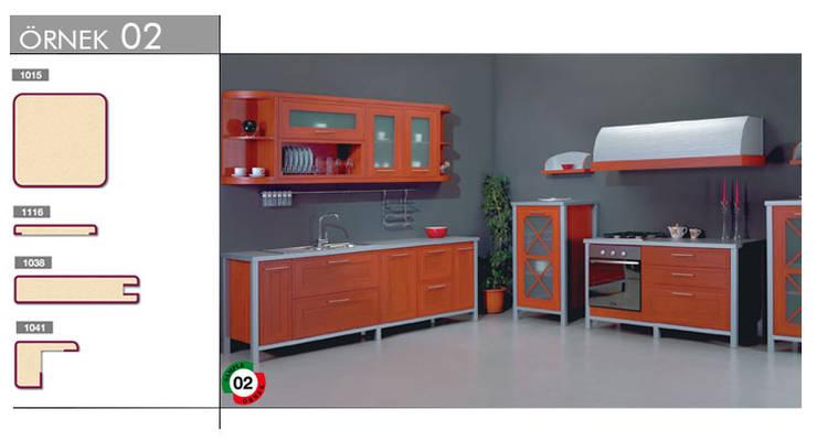 armoni yapı – Mutfak & Mobilya:  tarz Mutfak, Modern