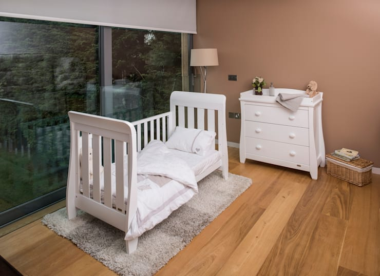 Products: modern Nursery/kid's room by Boori Europe