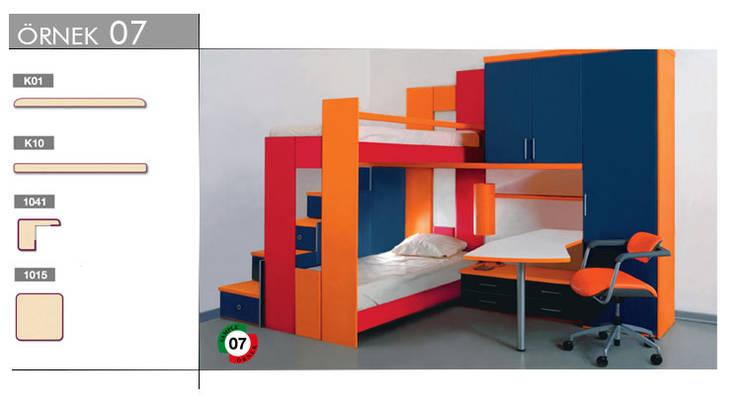 armoni yapı – Mutfak & Mobilya:  tarz Çocuk Odası, Modern