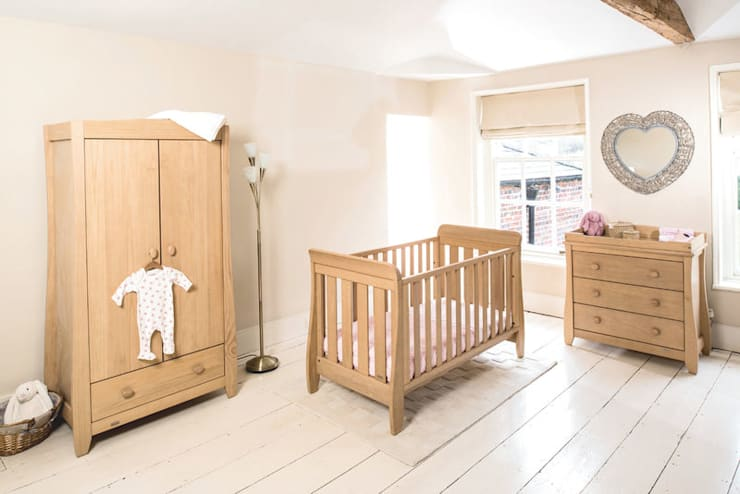 Nursery/kid's room by Boori Europe