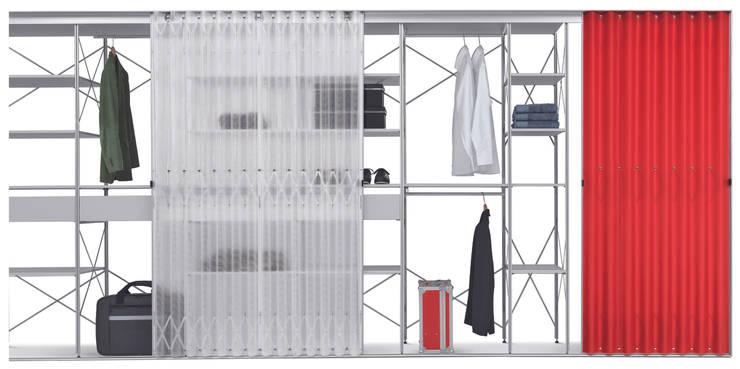 Camera da letto in stile in stile Moderno di Thut Möbel AG