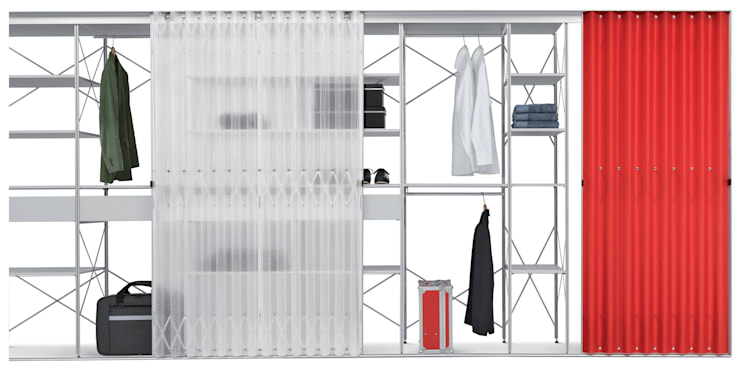 Dormitorios de estilo moderno de Thut Möbel AG