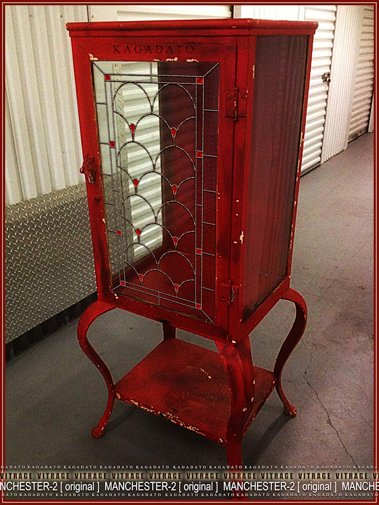 Металлический шкаф - MANCHESTER-2 [original]: Гостиная в . Автор – KAGADATO,
