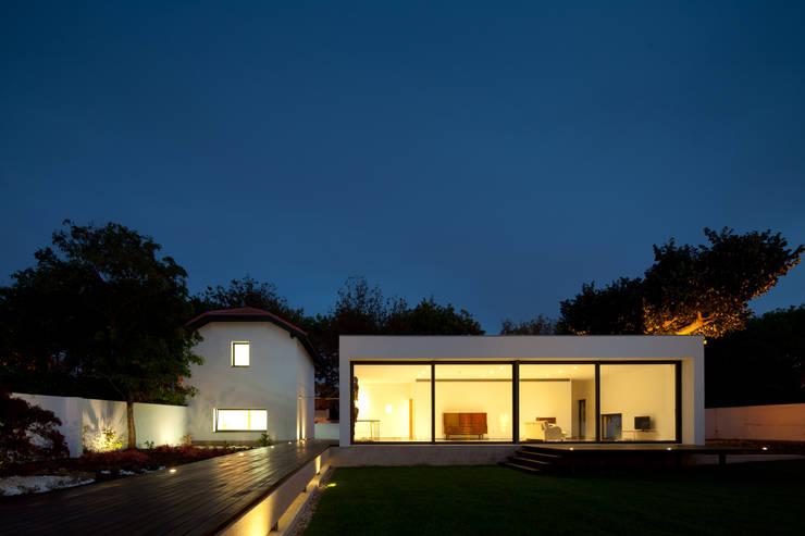 CASA M+F: Casas  por joão rapagão