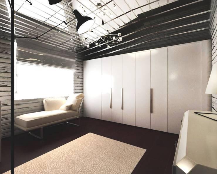 комната отдыха: Медиа комнаты в . Автор – DEMARKA