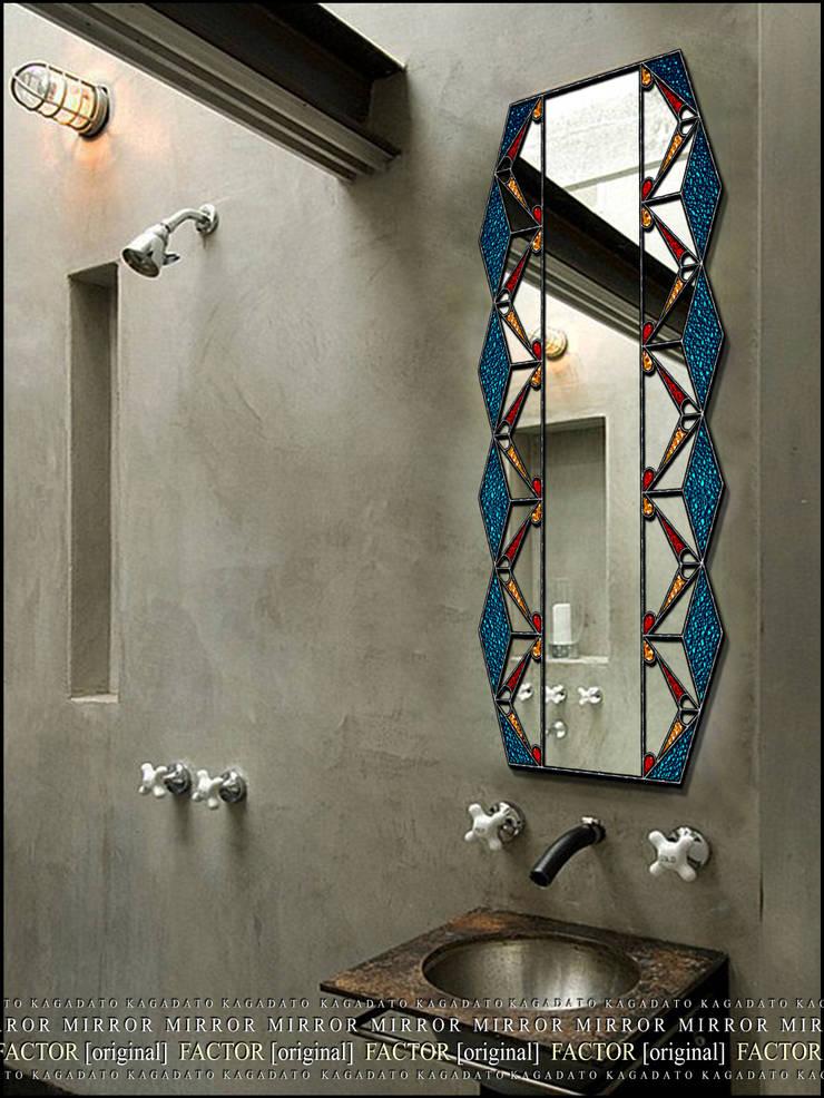 Зеркало - FACTOR[original]:  в . Автор – KAGADATO, Лофт