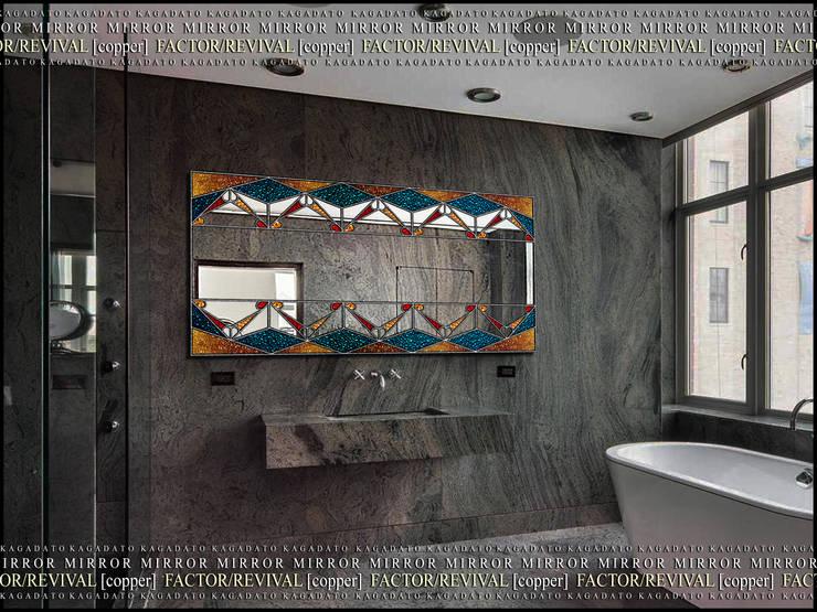 Зеркало - FACTOR/REVIVAL[copper]:  в . Автор – KAGADATO, Лофт