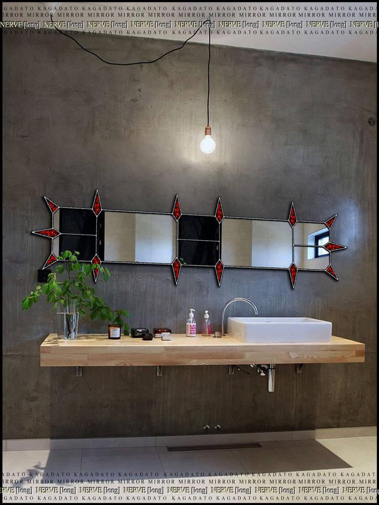 Зеркало - NERVE[rubin]:  в . Автор – KAGADATO, Лофт