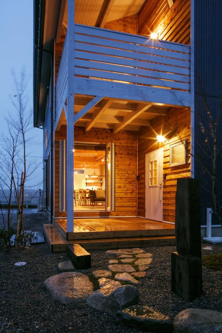 U's HOUSE: dwarfが手掛けた家です。