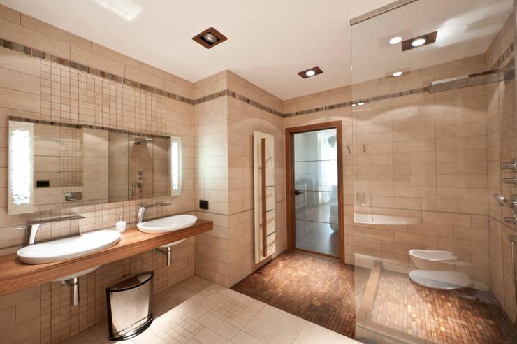 ЖК  <q>Эльстнор</q>: Ванные комнаты в . Автор – Sky Gallery,