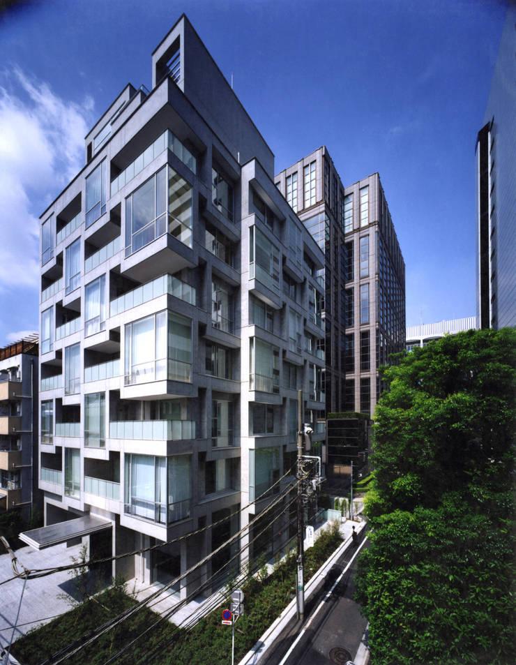 外観: 新居千秋都市建築設計が手掛けた家です。