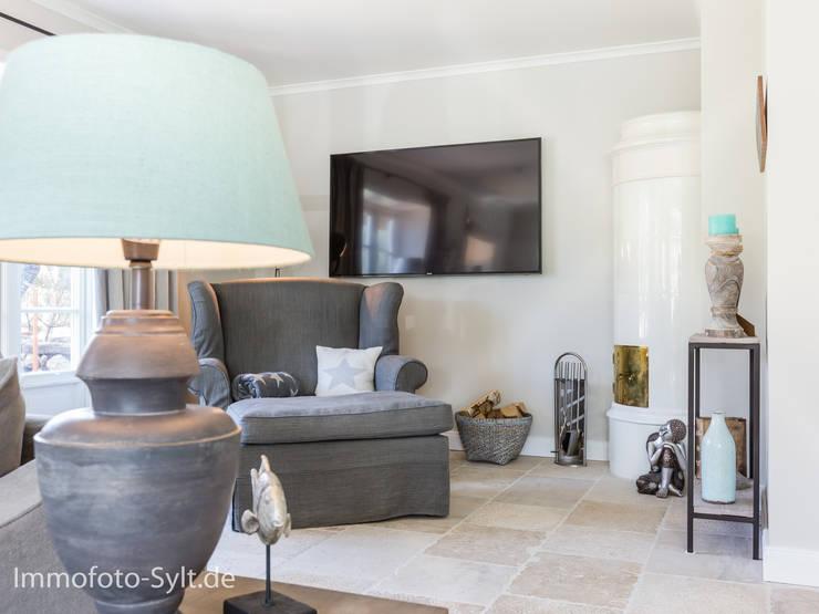 Ferienhaus in List:  Wohnzimmer von Immofoto-Sylt