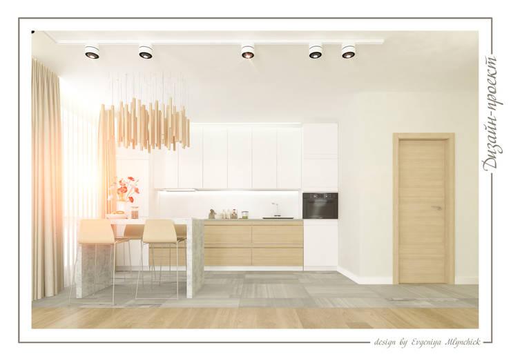 Sweet home: Кухни в . Автор –  Евгения Млынчик