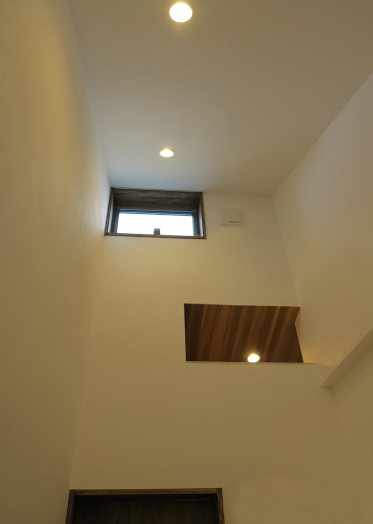 美しが丘西の家: (有)伊藤道代建築設計事務所が手掛けた浴室です。