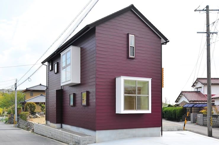 Houses by 若山建築設計事務所