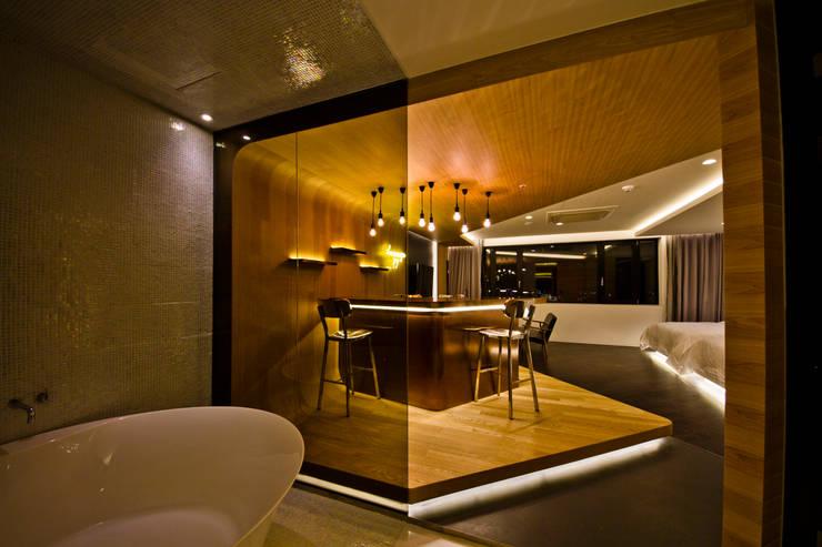 Lounge_17: Seungmo Lim의  다이닝 룸