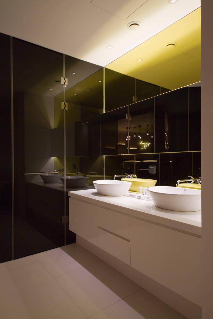 Lounge_17: Seungmo Lim의  욕실