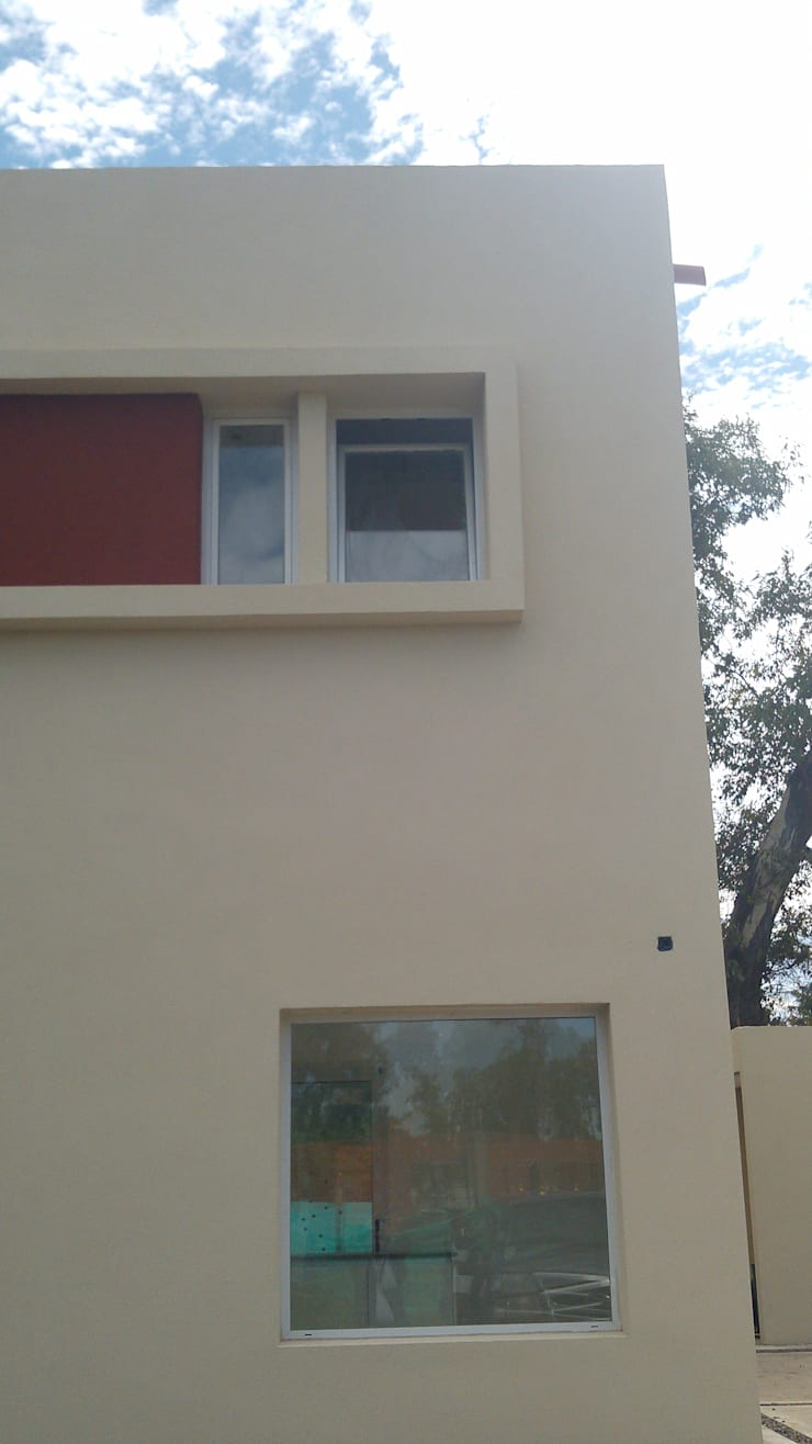 Housing Barrio Cerrado: Casas de estilo  por Grupo PZ