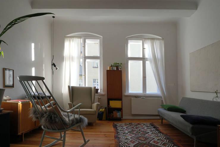 Wohnzimmer Mid Century Style:   von Susanne Stauch