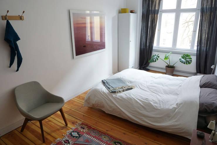 Schlafzimmer neu:   von Susanne Stauch