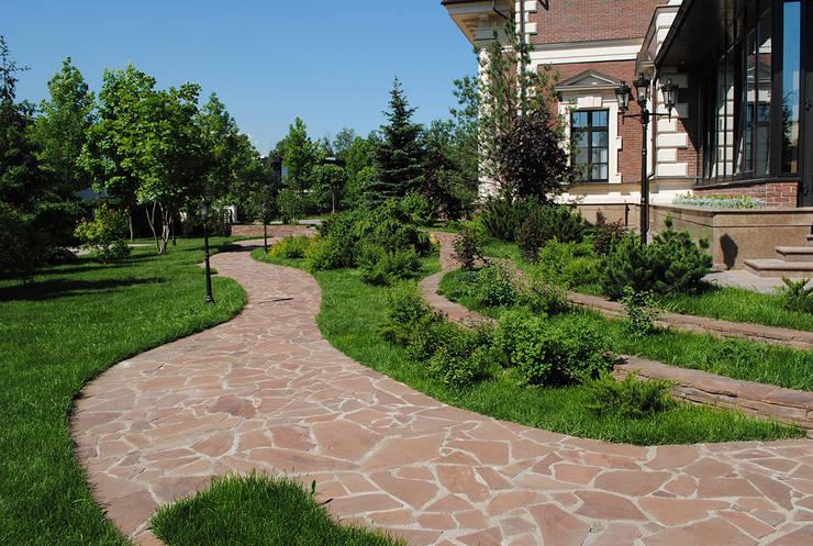 Tuin door Land-proekt