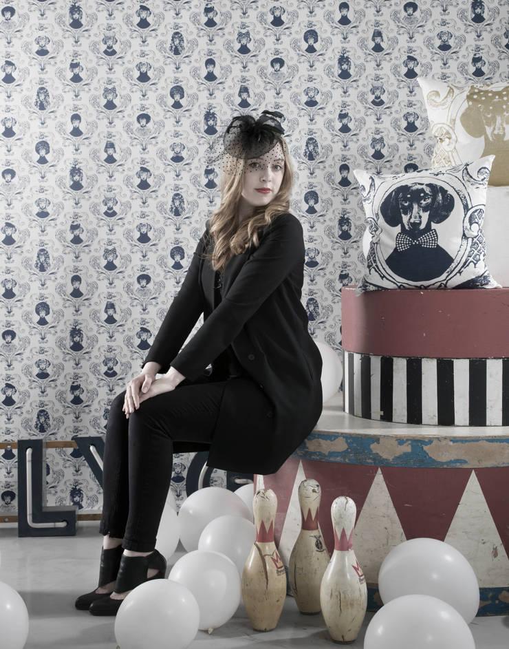Wände & Boden von Studio Lisa Bengtsson,