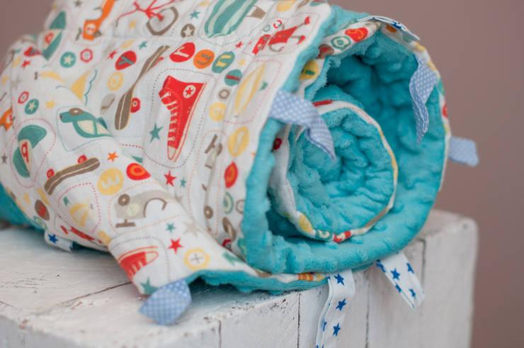 Kocyk dziecięcy: styl , w kategorii  zaprojektowany przez uhu!,Nowoczesny