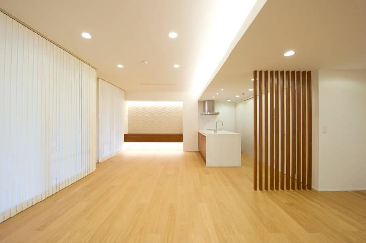 横浜市都筑区Y邸リノベーションプロジェクト: plots inc.が手掛けたです。