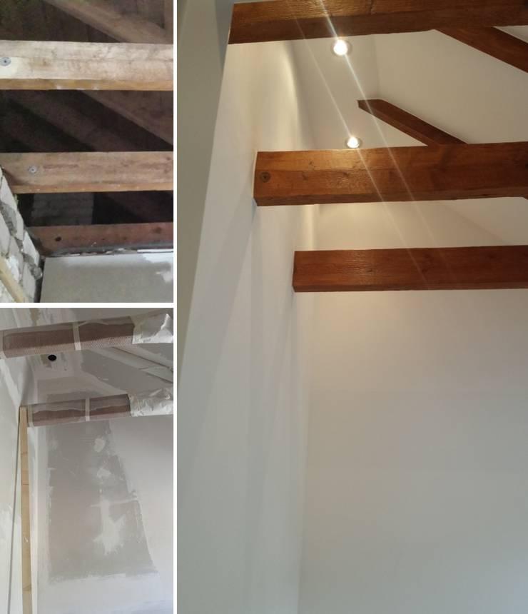 Attic bedroom conversion:   von Neil Brown - Handyman & Renovations