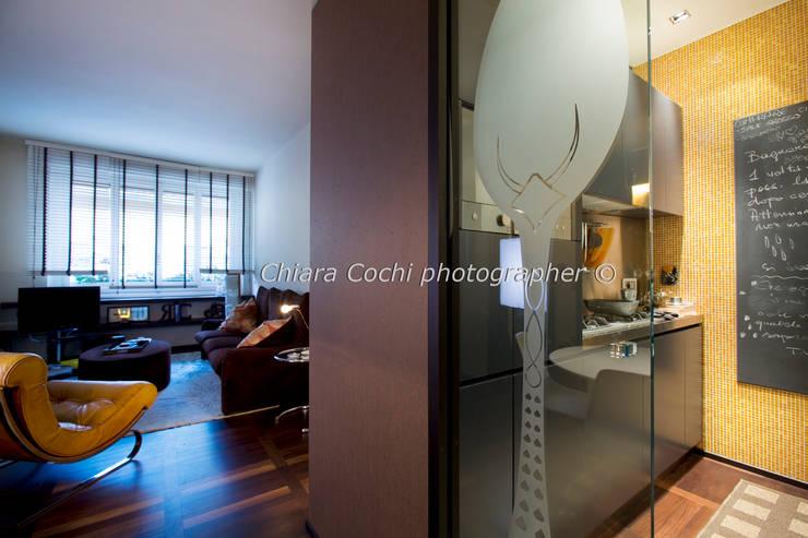 Appartamento BSJ : Finestre in stile  di Rosaria Sani Architetto
