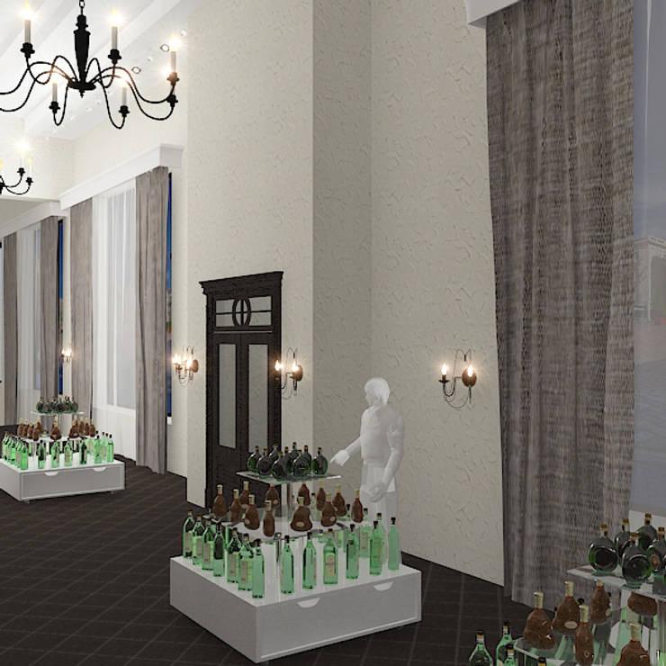 Концепция магазина: Столовые комнаты в . Автор – Design Rules