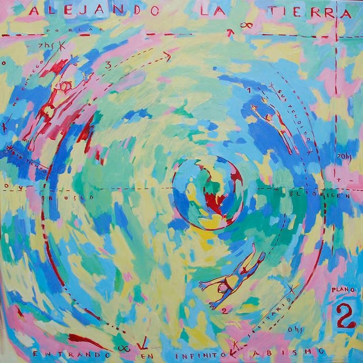 Exposición en Centro Cultural Plaza Castelli: Arte de estilo  por Roberto Frangella
