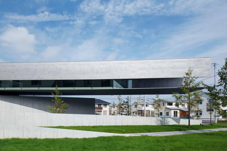 HOKI Museum: Nikken Sekkei Ltdが手掛けた美術館・博物館です。