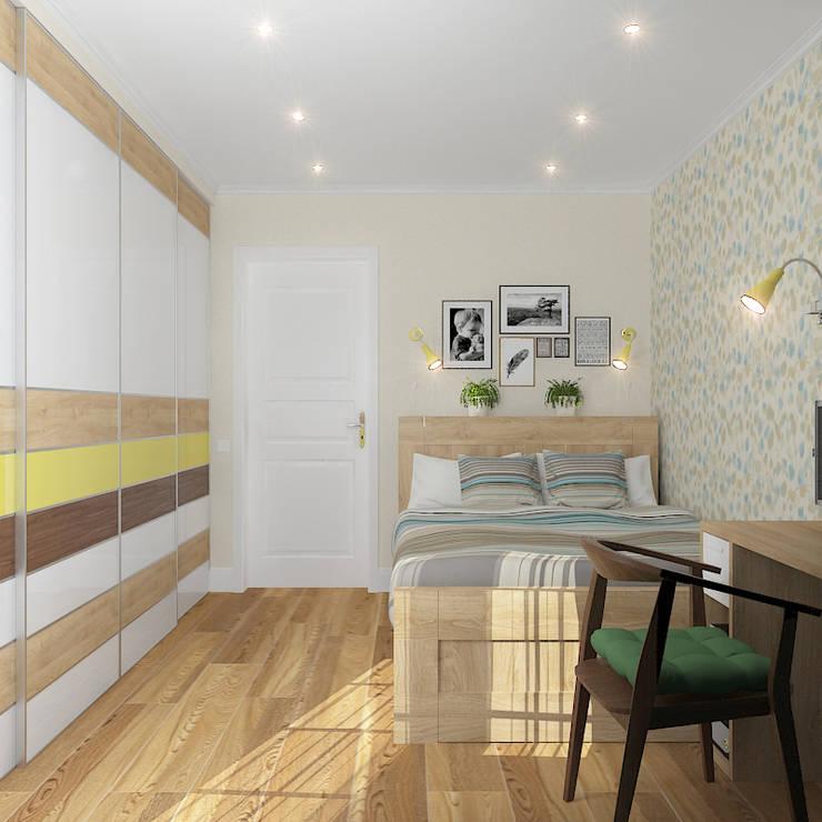 Design Rules:  tarz Yatak Odası