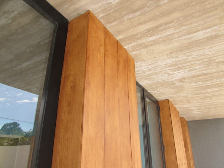 Atelier Gael: Casas de estilo moderno por Estudio Moirë arqs.