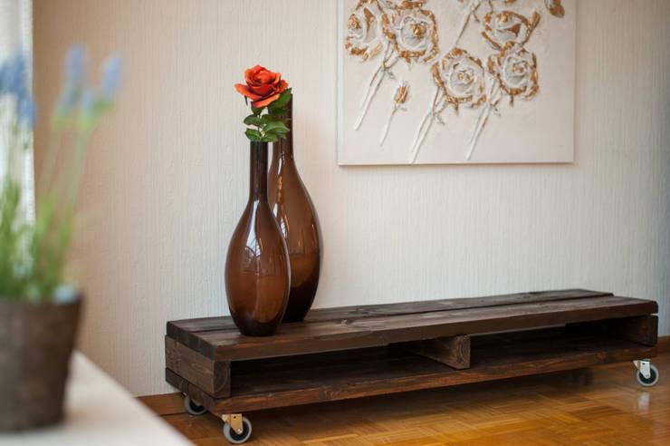 Sala de estar  por raumessenz homestaging