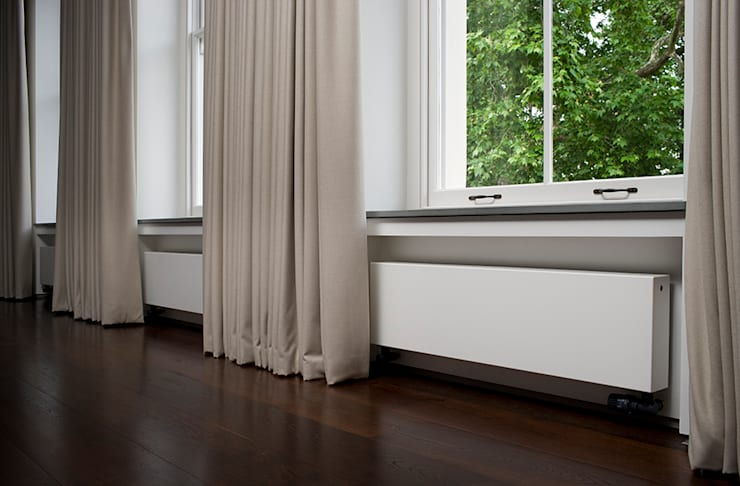 Radiators: modern Bedroom by Eskimo Design