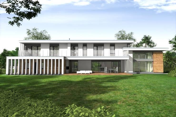 Maisons de style  par Offa Studio, Moderne