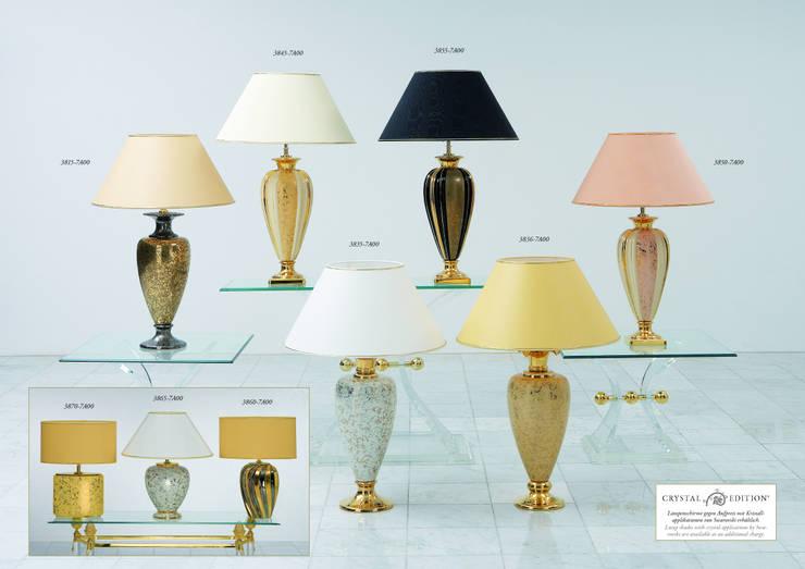 Lampen:   von Finkeldei Polstermöbel GmbH