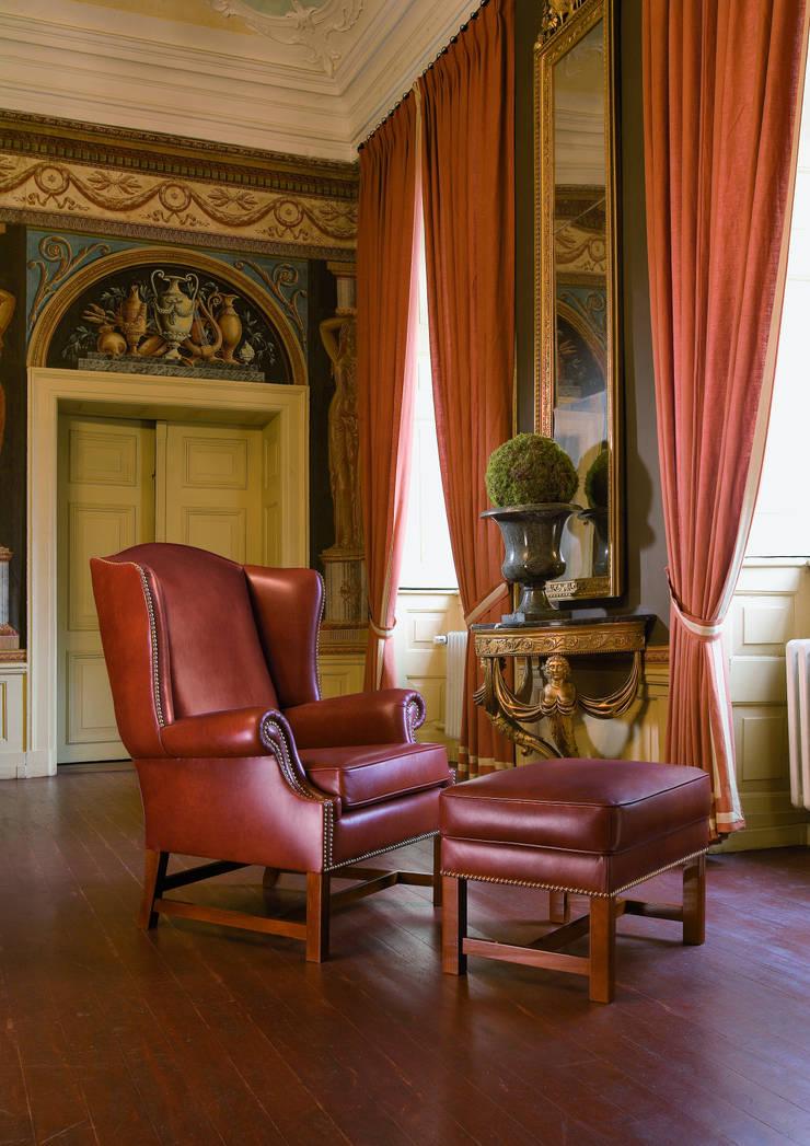Sessel:  Wohnzimmer von Finkeldei Polstermöbel GmbH