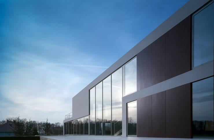 : styl , w kategorii Domy zaprojektowany przez KWK Promes