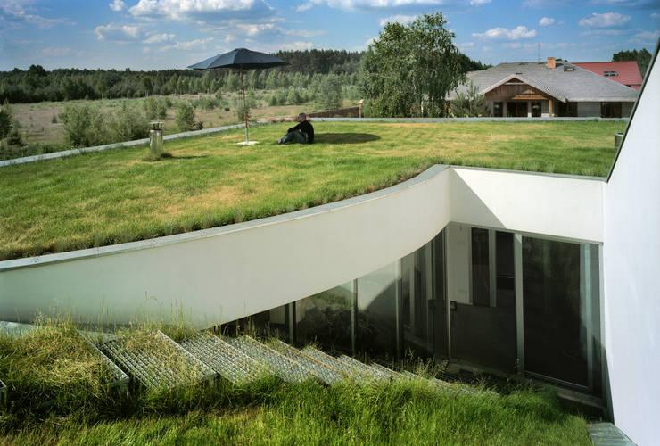 Terraços  por KWK Promes
