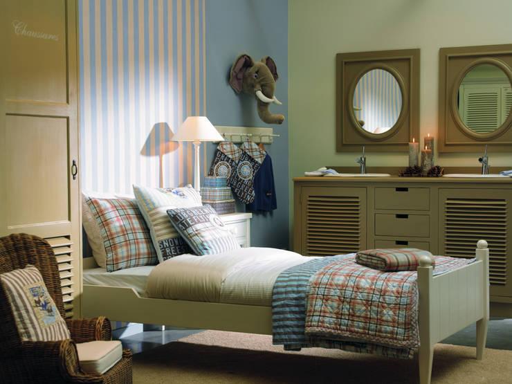 Photos d'ambiance: Chambre de style de style Classique par BiBib & Co