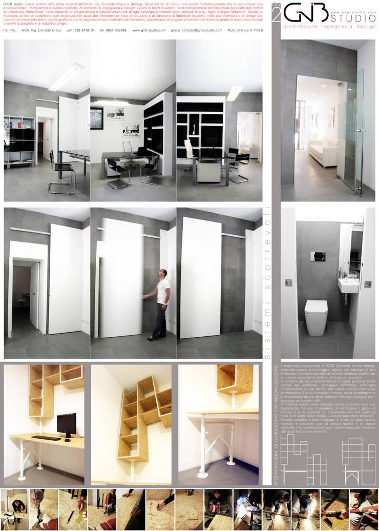 modern  by G'n'B studio, Modern