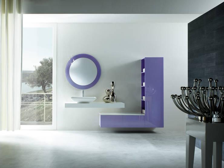 Projekty,  Łazienka zaprojektowane przez BMT srl