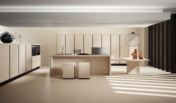 Кухня в . Автор – arrital cucine
