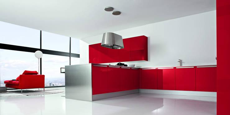 City: Cucina in stile  di doimo cucine