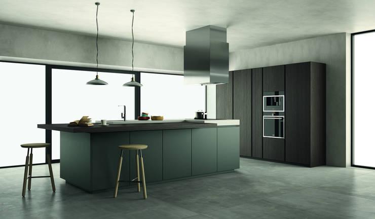 Cozinhas modernas por doimo cucine